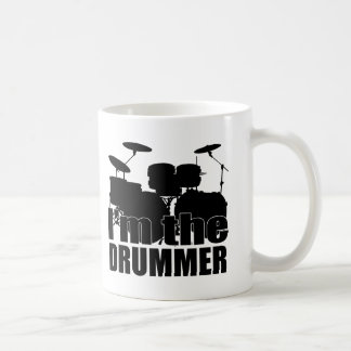 I'm the Drummer Coffee Mug