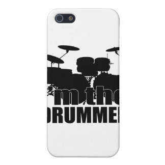 I'm the Drummer Cover For iPhone 5/5S