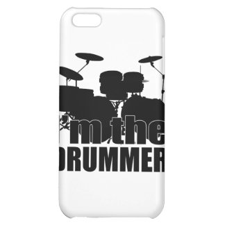 I'm the Drummer iPhone 5C Cover
