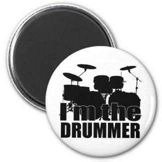 I'm the Drummer Magnet