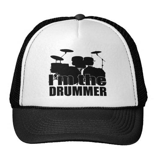 I'm the Drummer Trucker Hats