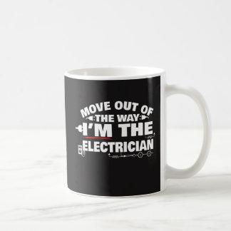 I'm The Electrician Coffee Mug