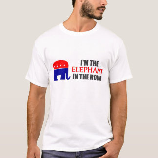 I'm the Elephant in the Room t-shirt