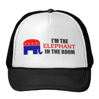 I'm the Elephant in the Room Trucker Hat