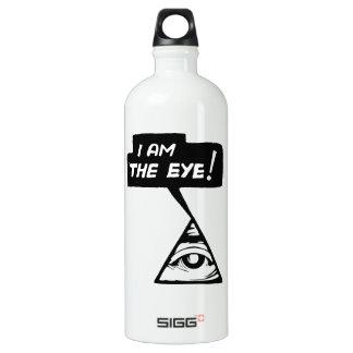 I'm The Eye! Aluminum Water Bottle