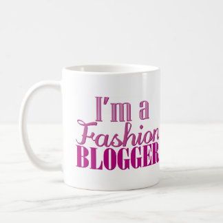 I'm the Fashion Blogger - Mug