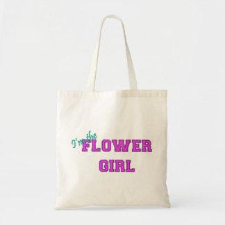 I'm The Flower Girl Bag