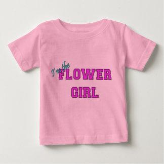 I'm The Flower Girl Infant T-shirt