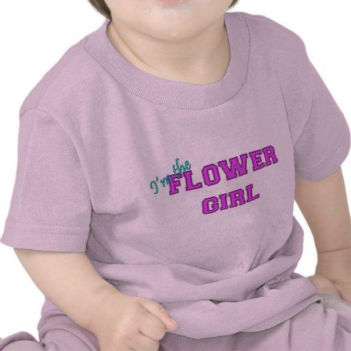 I'm The Flower Girl Tees