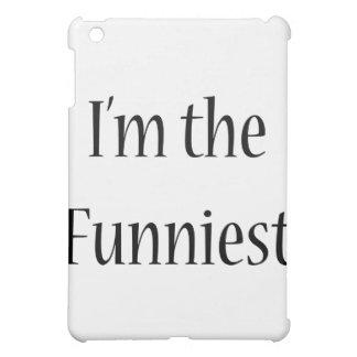 I'm The Funniest iPad Mini Cover