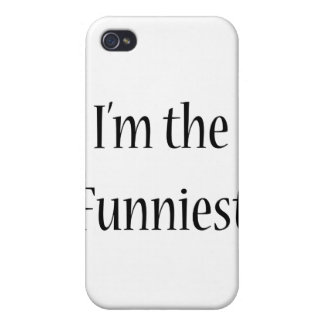 I'm The Funniest iPhone 4 Cover