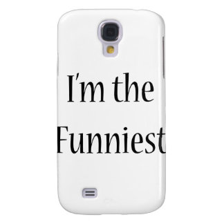 I'm The Funniest Samsung Galaxy S4 Covers
