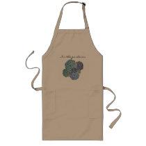I'm the Gardener Succulents Work Apron