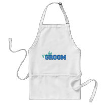 I'm The Groom Adult Apron