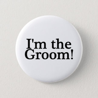Im The Groom Button