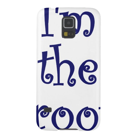 Im the Groom Galaxy S5 Cover
