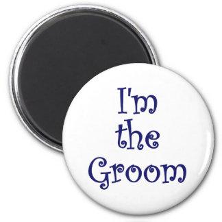 Im the Groom Magnet