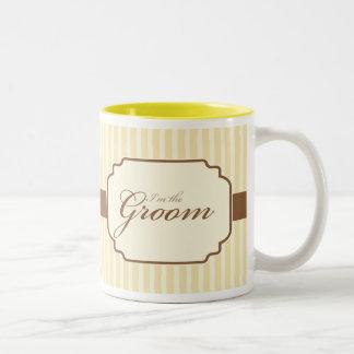 I'm the Groom Mug 01