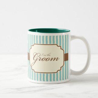 I'm the Groom Mug 02