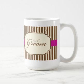 I'm the Groom Mug 03