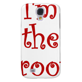 Im the Groom Samsung Galaxy S4 Cover