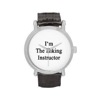 I'm The Hiking Instructor Wrist Watch