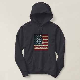 I'm the Infidel you were warned about Hoodie
