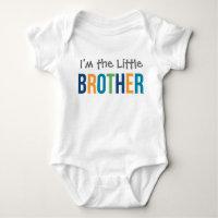 I'm the Little Brother | Custom Tee Shirt Design