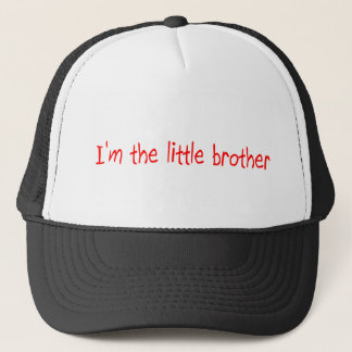 I'm The Little Brother Hat