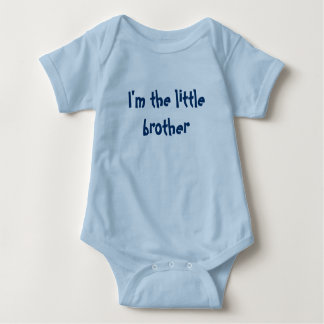 I'm the little brother shirts