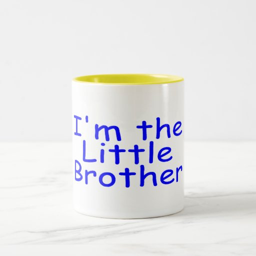 Im The Little Brother Two-Tone Coffee Mug