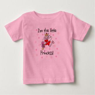 I'm the Little Princess Baby T-Shirt