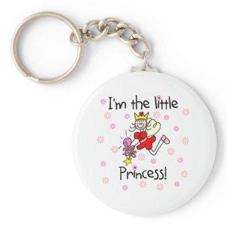 I'm the Little Princess   keychain