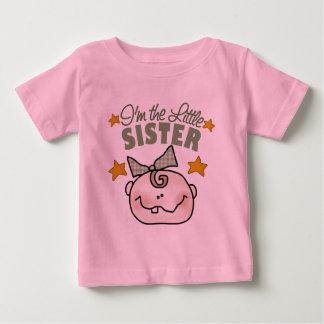 I'm The Little Sister Infant T-shirt