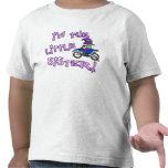 I'm the Little Sister Motocross T Shirt