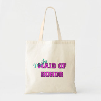 I'm The Maid Of Honor Tote Bag