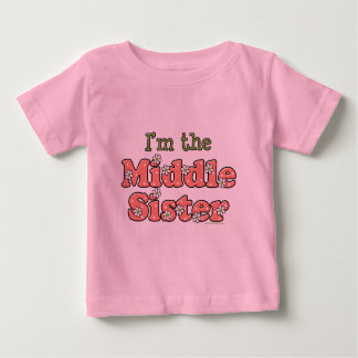 I'm The Middle Sister T Shirt
