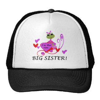 I'm The New Big Sister Trucker Hat