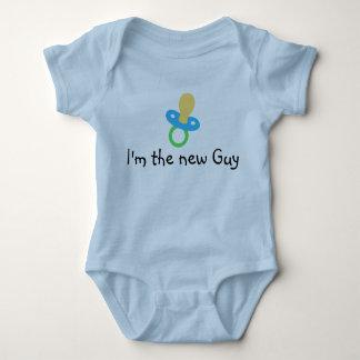 I'm the new guy baby bodysuit