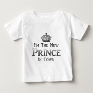 I'm The New Prince In Town Infant T-shirt