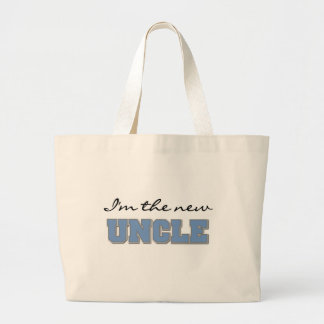 I'm the New Uncle Jumbo Tote Bag