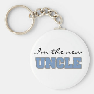 I'm the New Uncle Keychain