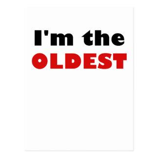 I'm the Oldest Postcard