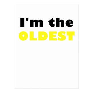 Im the Oldest Postcard