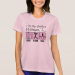 I'm The Perfect Woman - I Cook, Clean and Iron T Shirt