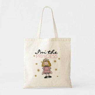 I'm the Princess Tote Bags