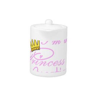 I'm The Princess Teapot
