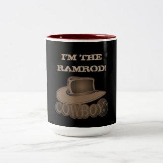 Im The Ramrod 3 Two-Tone Coffee Mug