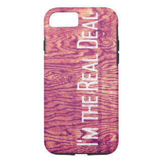 I'm the Real Deal Iphone case