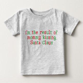 I'm the result Santa 5 Baby T-Shirt